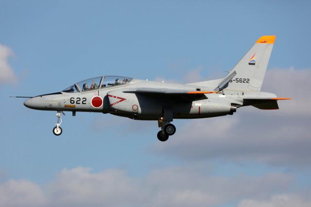 sin747さんが、入間飛行場で撮影した航空自衛隊 T-4の航空フォト(飛行機 写真・画像)