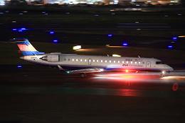 板付蒲鉾さんが、福岡空港で撮影したアイベックスエアラインズ CL-600-2C10(CRJ-702ER)の航空フォト(飛行機 写真・画像)