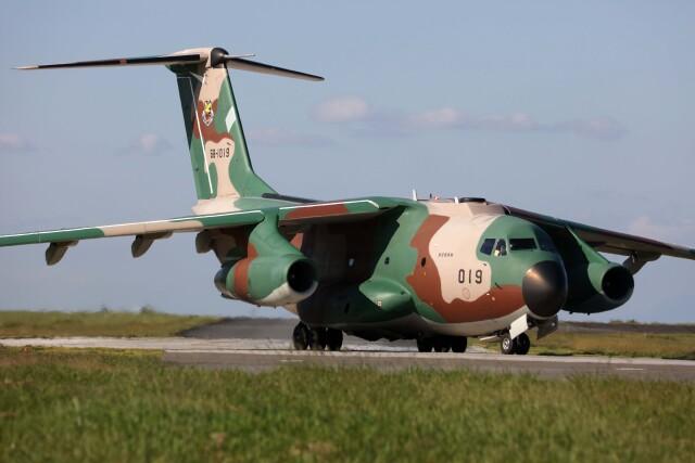 sin747さんが、入間飛行場で撮影した航空自衛隊 C-1の航空フォト(飛行機 写真・画像)