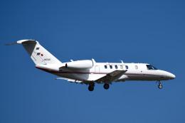 Ryo-TKSさんが、徳島空港で撮影した国土交通省 航空局 525C Citation CJ4の航空フォト(飛行機 写真・画像)