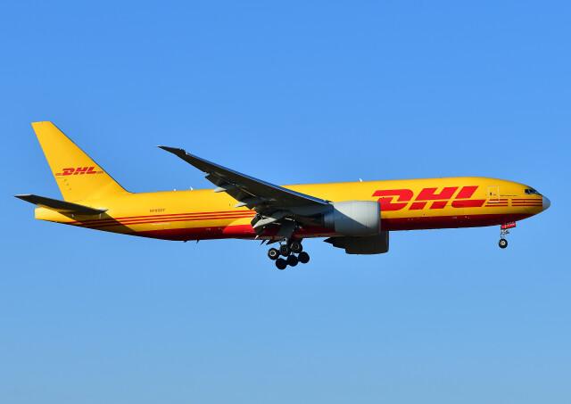 じーく。さんが、成田国際空港で撮影したサザン・エア 777-Fの航空フォト(飛行機 写真・画像)