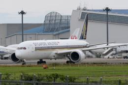 panchiさんが、成田国際空港で撮影したシンガポール航空 787-10の航空フォト(飛行機 写真・画像)