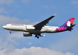 じーく。さんが、成田国際空港で撮影したハワイアン航空 A330-243の航空フォト(飛行機 写真・画像)