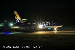 アミーゴさんが、松本空港で撮影したフジドリームエアラインズ ERJ-170-200 (ERJ-175STD)の航空フォト(飛行機 写真・画像)