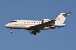 Deepさんが、成田国際空港で撮影したユタ銀行 CL-600-2B16 Challenger 605の航空フォト(飛行機 写真・画像)