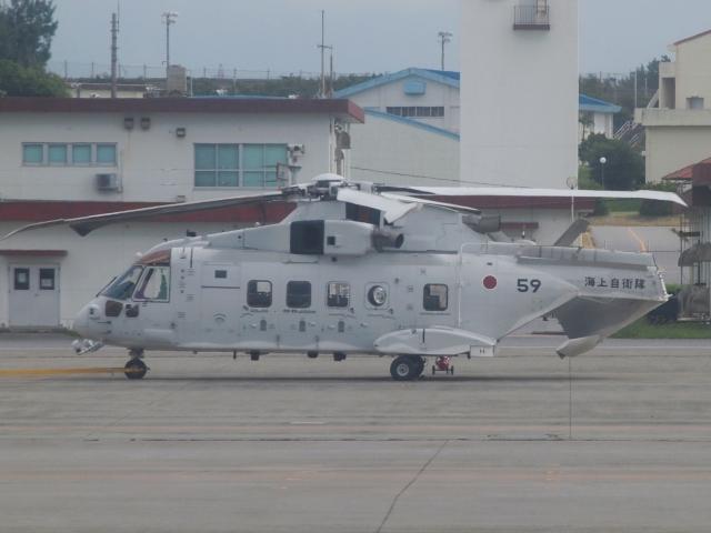 FT51ANさんが、那覇空港で撮影した海上自衛隊 MCH-101の航空フォト(飛行機 写真・画像)
