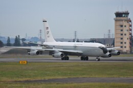 デルタおA330さんが、横田基地で撮影したアメリカ空軍 WC-135W Constant Phoenix (717-158)の航空フォト(飛行機 写真・画像)