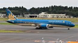 Rsaさんが、成田国際空港で撮影したベトナム航空 787-9の航空フォト(飛行機 写真・画像)