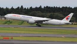 Rsaさんが、成田国際空港で撮影した中国東方航空 777-39P/ERの航空フォト(飛行機 写真・画像)