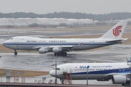 Timothyさんが、成田国際空港で撮影した中国国際貨運航空 747-4FTF/SCDの航空フォト(飛行機 写真・画像)