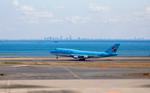 カヤノユウイチさんが、羽田空港で撮影した大韓航空 747-4B5の航空フォト(飛行機 写真・画像)