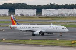 ゆーすきんさんが、成田国際空港で撮影したフィリピン航空 A321-231の航空フォト(飛行機 写真・画像)