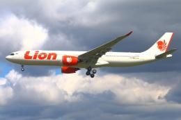 S.Hayashiさんが、成田国際空港で撮影したタイ・ライオン・エア A330-941の航空フォト(飛行機 写真・画像)
