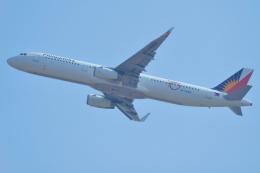 saoya_saodakeさんが、成田国際空港で撮影したフィリピン航空 A321-231の航空フォト(飛行機 写真・画像)