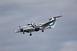 もぐ3さんが、新潟空港で撮影した海上保安庁 B300の航空フォト(飛行機 写真・画像)