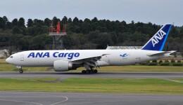 Rsaさんが、成田国際空港で撮影した全日空 777-F81の航空フォト(飛行機 写真・画像)