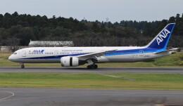 Rsaさんが、成田国際空港で撮影した全日空 787-9の航空フォト(飛行機 写真・画像)