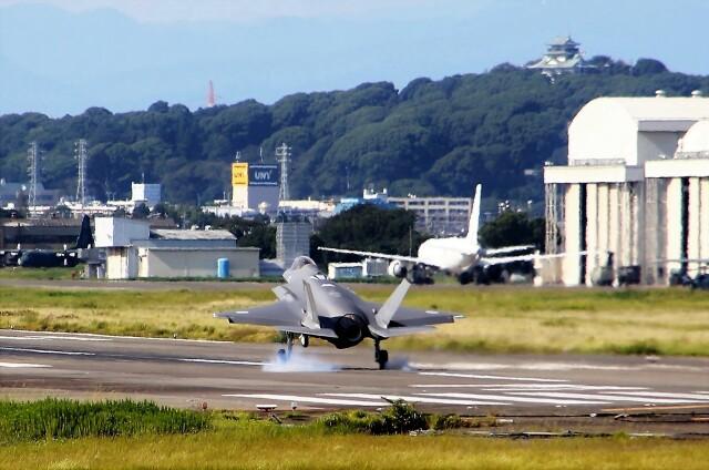 航空フォト:19-8728 航空自衛隊 F-35
