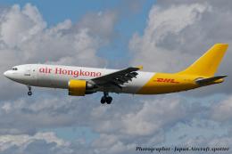 いおりさんが、成田国際空港で撮影したエアー・ホンコン A300F4-605Rの航空フォト(飛行機 写真・画像)