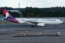 Tatsuya.Kさんが、成田国際空港で撮影したハワイアン航空 A330-243の航空フォト(飛行機 写真・画像)