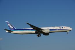JA8037さんが、成田国際空港で撮影した全日空 777-381/ERの航空フォト(飛行機 写真・画像)