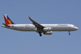 Deepさんが、成田国際空港で撮影したフィリピン航空 A321-231の航空フォト(飛行機 写真・画像)