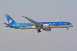 SKY☆101さんが、成田国際空港で撮影したエア・タヒチ・ヌイ 787-9の航空フォト(飛行機 写真・画像)