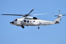 jun☆さんが、名古屋飛行場で撮影した海上自衛隊 SH-60Kの航空フォト(飛行機 写真・画像)