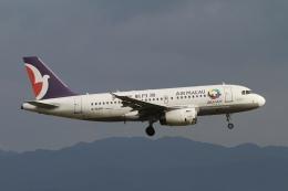 ☆H・I・J☆さんが、関西国際空港で撮影したマカオ航空 A319-132の航空フォト(飛行機 写真・画像)