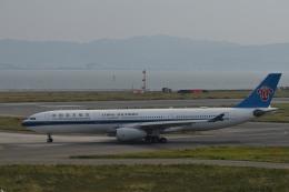 we love kixさんが、関西国際空港で撮影した中国南方航空 A330-343Xの航空フォト(飛行機 写真・画像)