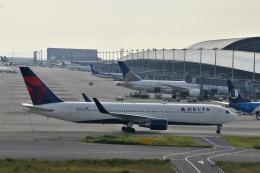 we love kixさんが、関西国際空港で撮影したデルタ航空 767-332/ERの航空フォト(飛行機 写真・画像)