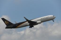 エルさんが、成田国際空港で撮影したUPS航空 767-34AF/ERの航空フォト(飛行機 写真・画像)