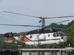チダ.ニックさんが、静岡ヘリポートで撮影したアカギヘリコプター Ka-32A11BCの航空フォト(飛行機 写真・画像)