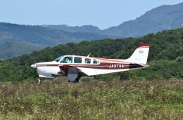 Dojalanaさんが、函館空港で撮影した日本個人所有 A36 Bonanza 36の航空フォト(飛行機 写真・画像)