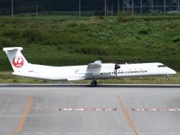 FT51ANさんが、石垣空港で撮影した琉球エアーコミューター DHC-8-402Q Dash 8 Combiの航空フォト(飛行機 写真・画像)