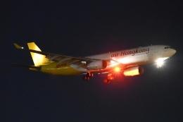 木人さんが、成田国際空港で撮影したエアー・ホンコン A330-343(P2F)の航空フォト(飛行機 写真・画像)