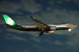 木人さんが、成田国際空港で撮影したエバー航空 A330-203の航空フォト(飛行機 写真・画像)