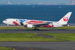 Tomo-Papaさんが、羽田空港で撮影した日本航空 767-346/ERの航空フォト(飛行機 写真・画像)