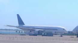 Seiiさんが、シンガポール・チャンギ国際空港で撮影したシンガポール航空 777-212/ERの航空フォト(飛行機 写真・画像)