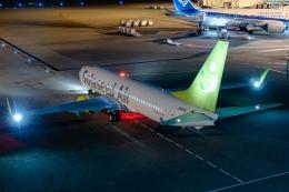 Ariesさんが、那覇空港で撮影したソラシド エア 737-86Nの航空フォト(飛行機 写真・画像)