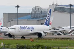 panchiさんが、成田国際空港で撮影した全日空 767-381/ER(BCF)の航空フォト(飛行機 写真・画像)