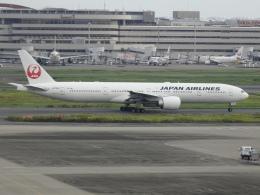Blue779Aさんが、羽田空港で撮影した日本航空 777-346/ERの航空フォト(飛行機 写真・画像)