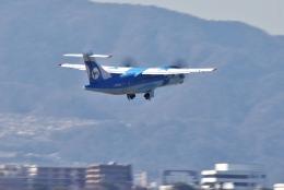 mild lifeさんが、伊丹空港で撮影した天草エアライン ATR 42-600の航空フォト(飛行機 写真・画像)