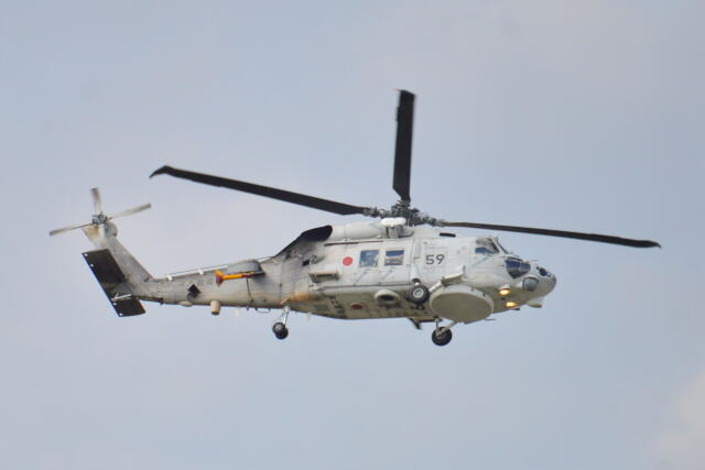 350JMさんが、厚木飛行場で撮影した海上自衛隊 SH-60Kの航空フォト(飛行機 写真・画像)