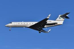 Deepさんが、成田国際空港で撮影した中国企業所有 G500/G550 (G-V)の航空フォト(飛行機 写真・画像)