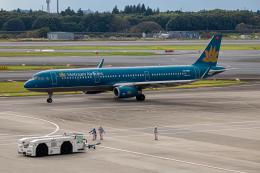 ゆーすきんさんが、成田国際空港で撮影したベトナム航空 A321-231の航空フォト(飛行機 写真・画像)