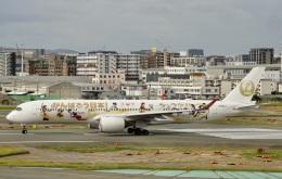 ✈︎Love♡ANA✈︎さんが、福岡空港で撮影した日本航空 A350-941の航空フォト(飛行機 写真・画像)