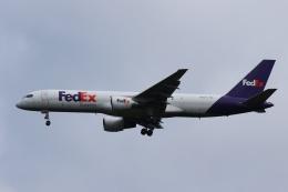 mike-indiaさんが、成田国際空港で撮影したフェデックス・エクスプレス 757-231の航空フォト(飛行機 写真・画像)