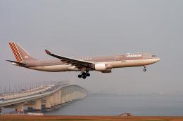 senyoさんが、関西国際空港で撮影したアシアナ航空 A330-323Xの航空フォト(飛行機 写真・画像)