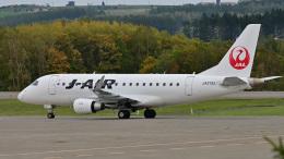パンダさんが、女満別空港で撮影したジェイエア ERJ-170-100 (ERJ-170STD)の航空フォト(飛行機 写真・画像)